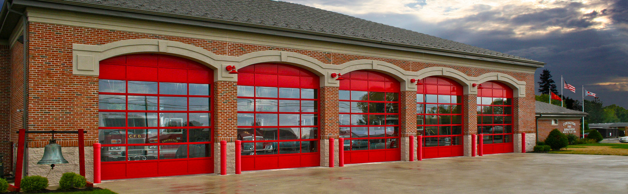 Fire Station Overhead Doors