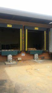 loading dock seals installation Morganton NC